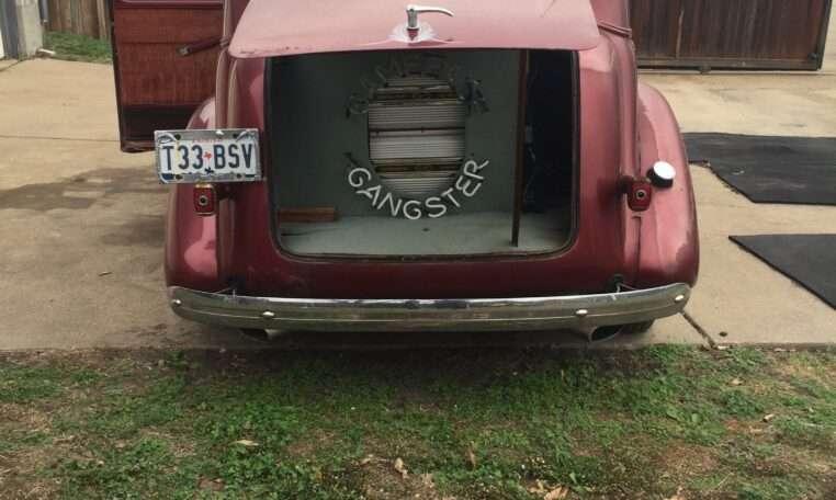 1938 Chevy 2 Door Sedan Street Rod 6