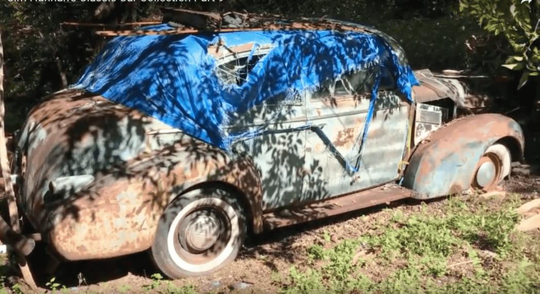 1939 LaSalle 2 Door Touring Sedan