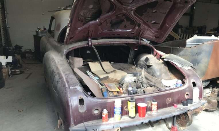 1950 Chevrolet Bel Air 3