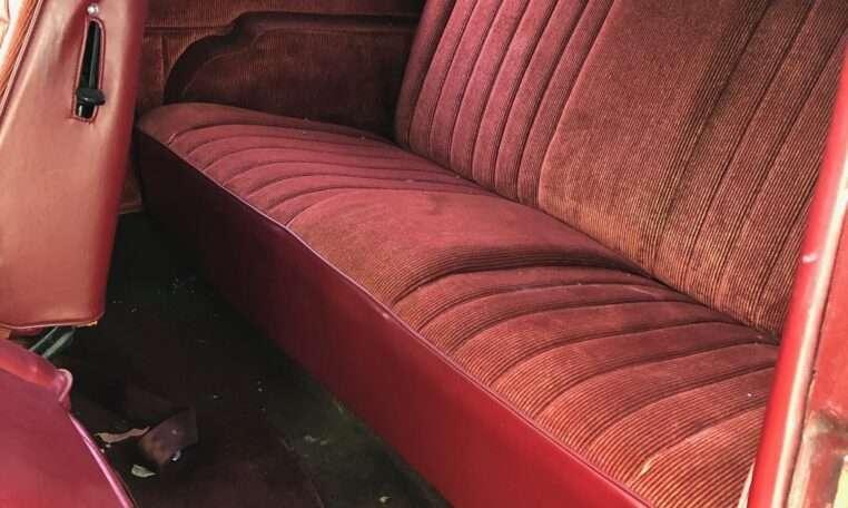 1938 Chevy 2 Door Sedan Street Rod 11