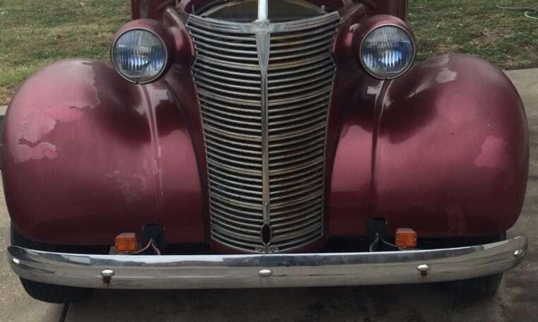 1938 Chevy 2 Door Sedan Street Rod 1