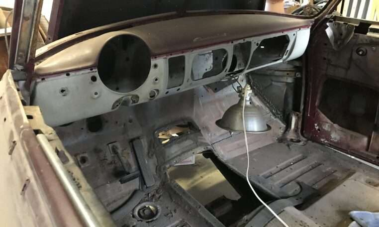 1950 Chevrolet Bel Air 5