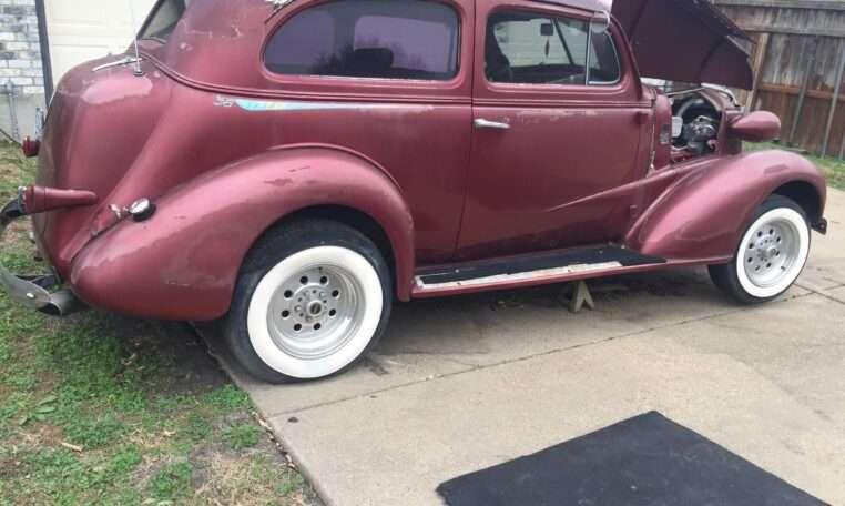 1938 Chevy 2 Door Sedan Street Rod 2