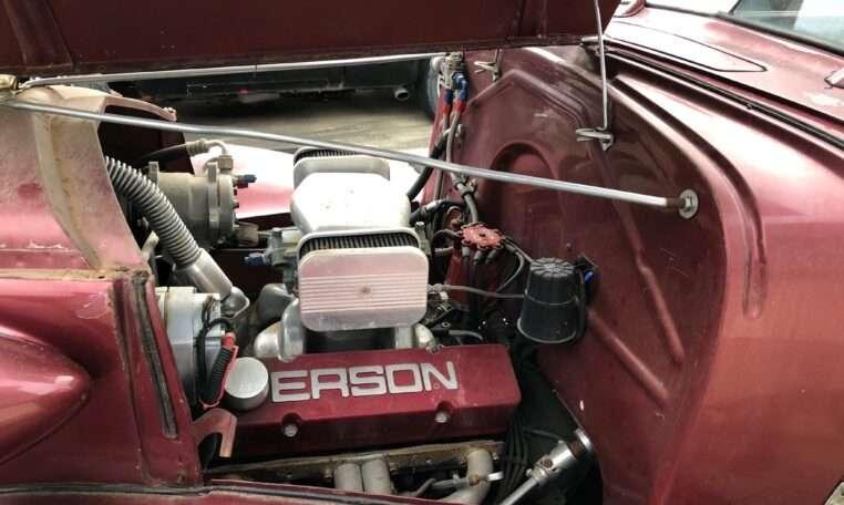 1938 Chevy 2 Door Sedan Street Rod 9