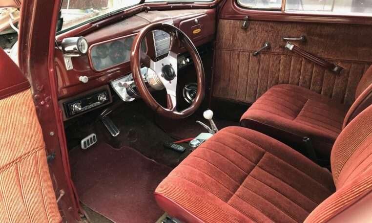 1938 Chevy 2 Door Sedan Street Rod 10