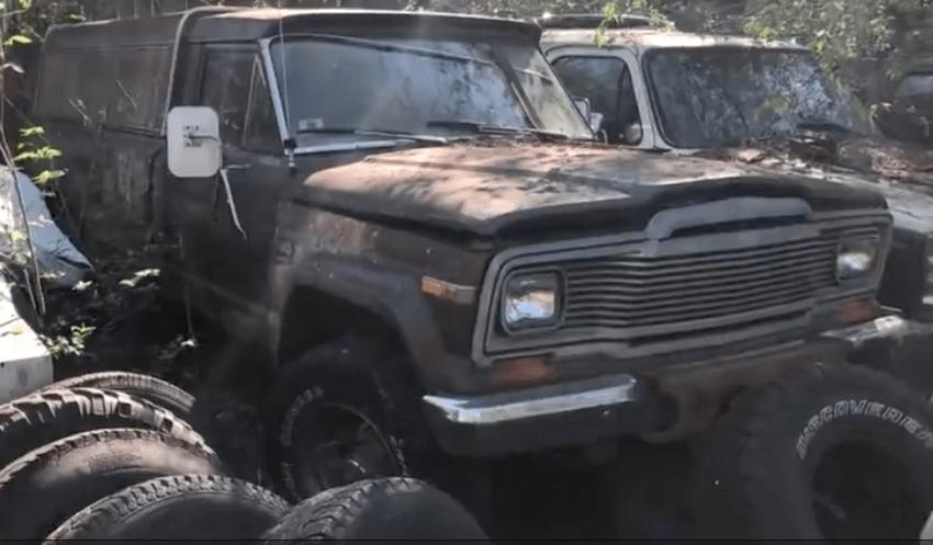 1976 Jeep J20